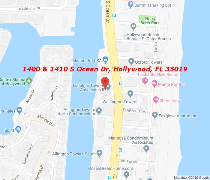 1400 Ocean Dr #703, Hollywood, Florida, 33019